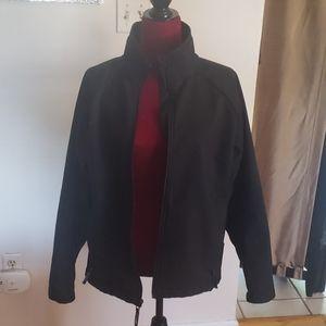Columbia Nylon shelled jacket